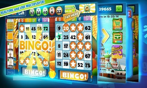 Bingo Fever - Free Bingo Game - screenshot thumbnail