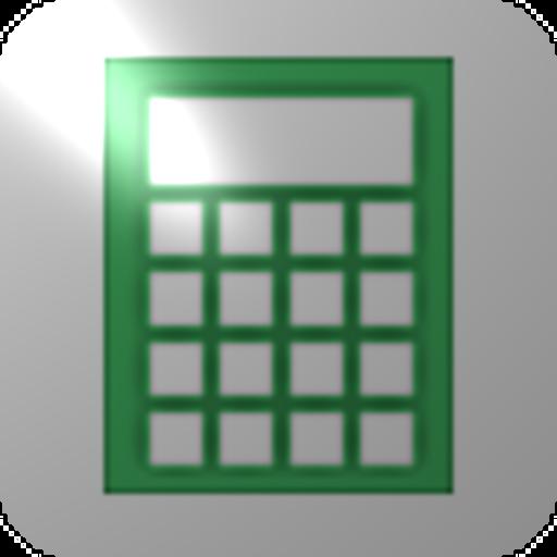 シンプル電卓 工具 App LOGO-硬是要APP