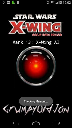 Mark 13: X-Wing Solo AI