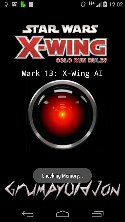 Mark 13: X-Wing Solo AI- screenshot