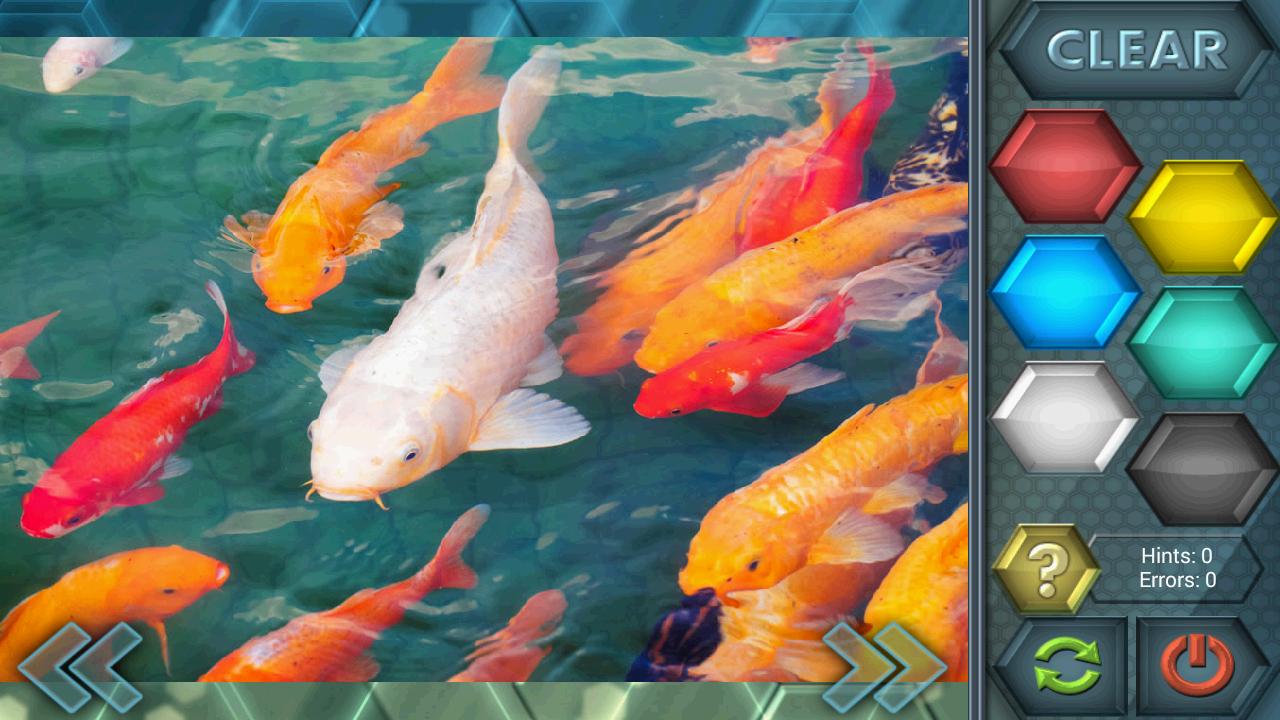 Hexlogic Koi Pond Android Apps On Google Play