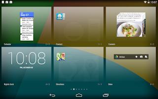 Screenshot of KitKat Launcher Prime