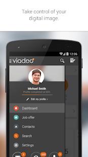 Viadeo - screenshot thumbnail
