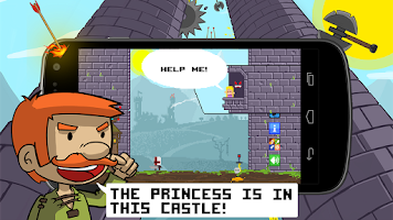 Screenshot of Leaping Legend