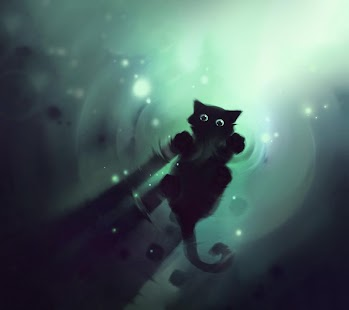 Тема MyXPERIA - Magic CAT