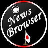 Japan News Browser