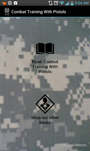 【免費書籍App】Combat Training With Pistols-APP點子