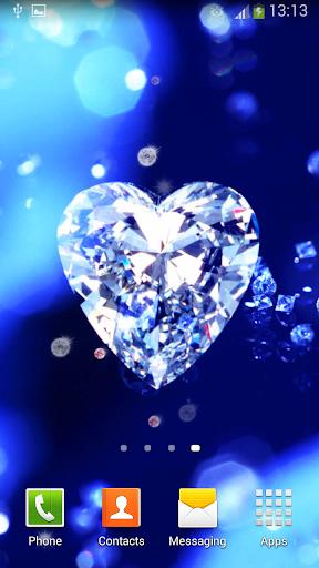 다이아몬드 라이브 배경화면