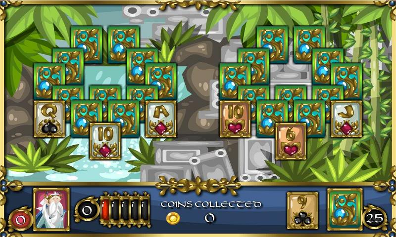 Solitaire Adventure- screenshot