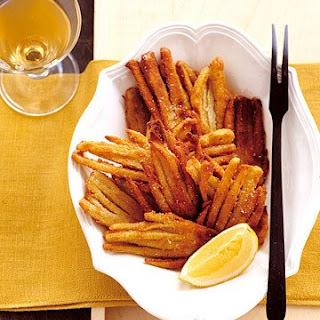 Pan-Fried Fennel