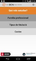 Screenshot of Guia FP BCN