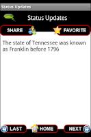 Screenshot of Ultimate Status Updates!