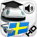 Swedish Verbs HD LearnBots icon