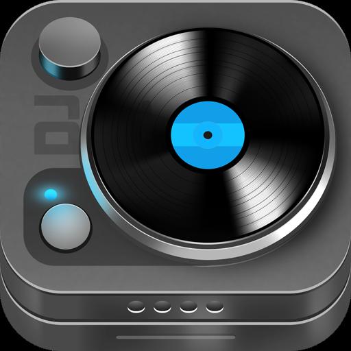 成为一个DJ 音樂 App LOGO-硬是要APP