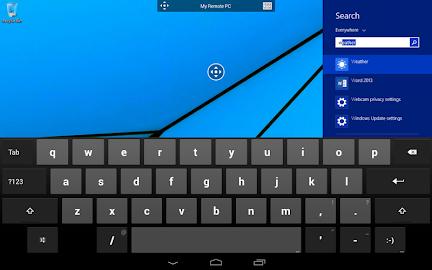 Microsoft Remote Desktop Screenshot 3