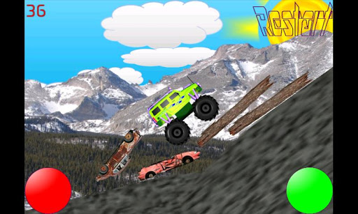 Monster Truck Mayhem no ads