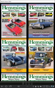 Hemmings Motor News - screenshot thumbnail