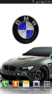 3D BMW Logo HD Live Wallpaper - screenshot thumbnail