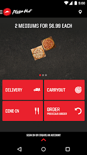 Pizza Hut- screenshot thumbnail