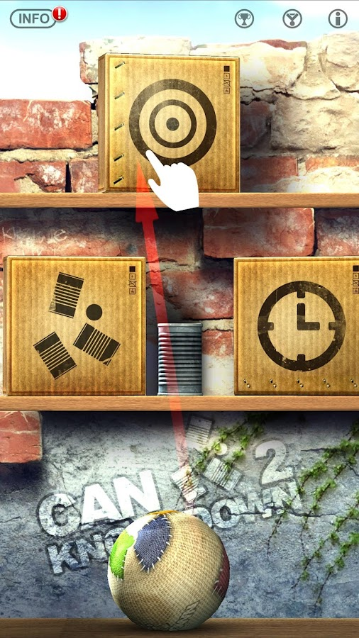 Can Knockdown 2- screenshot