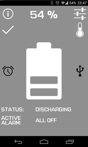 Battery Alarm L