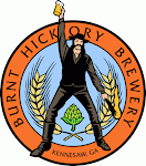 Logo of Burnt Hickory Red & White Flag