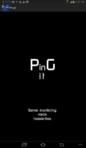 Pingit