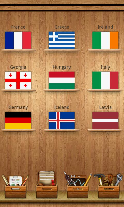 Flags Quiz- screenshot