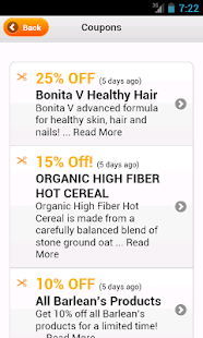 Sunshine Health Foods- screenshot thumbnail