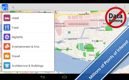 Amazon.com: Offline Maps: Appstore for Android