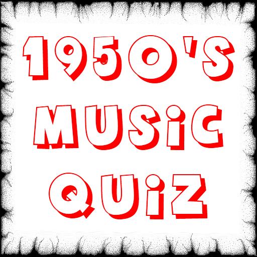 Quiz 1950s music 益智 LOGO-玩APPs