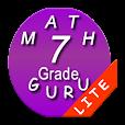 Seventh Grade Kids Math Guru-L
