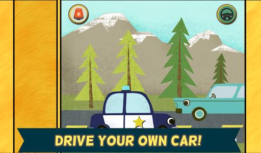 免費下載教育APP|兒童汽車遊戲:趣味卡通飛機,警車,救火車,和汽車高清拼圖 app開箱文|APP開箱王