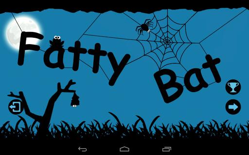 Fatty Bat: Flappy Runner