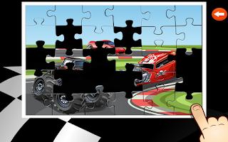 Screenshot of Car Puzzle 2