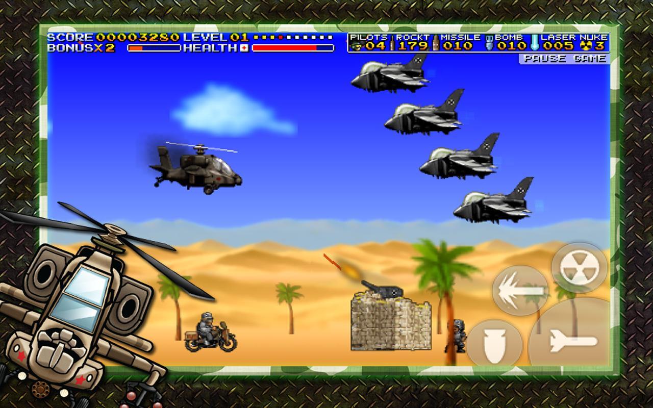Apache Overkill screenshot #1
