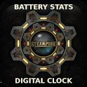 Battery Clock Live Wallpaper icon