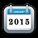 Calendario Domiciliaria 2015 icon