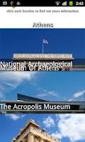 Screenshot of Greece Travel Guide