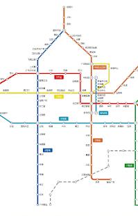 广州地铁图