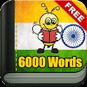 Learn Hindi 6,000 Words icon