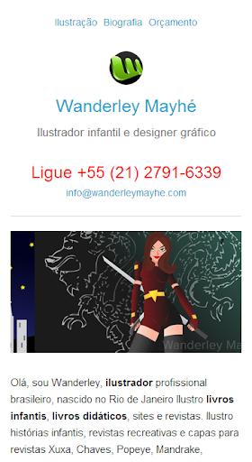 Ilustrador Wanderley