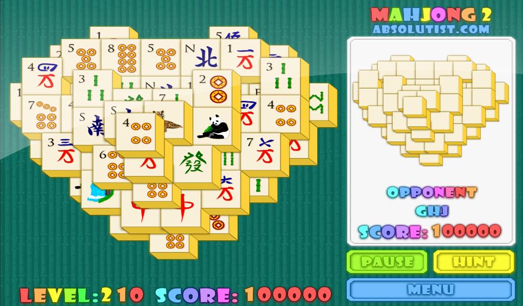 mahjong master 4