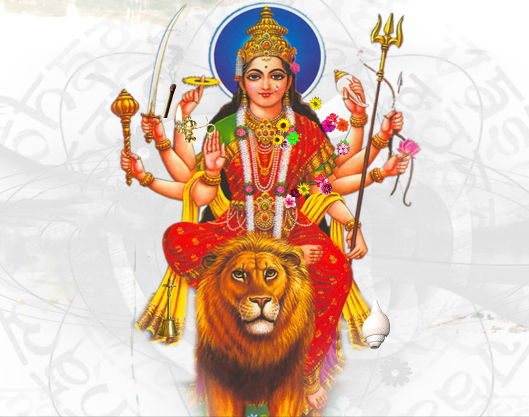 Durga mata temple - screenshot