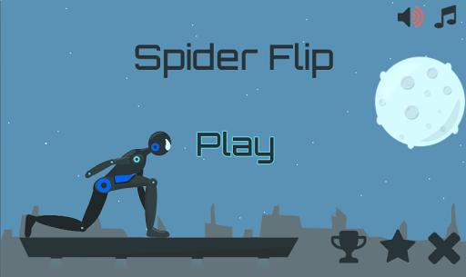 Spider Flip