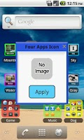 Screenshot of Four Apps Icon