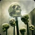 3D Skull (PRO) logo