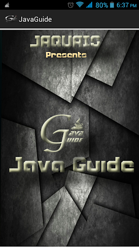 Java Guide