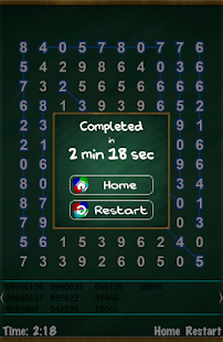 Number Search Puzzle- screenshot thumbnail