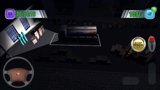 玩免費模擬APP|下載Truck Sim: 3D Night Parking app不用錢|硬是要APP